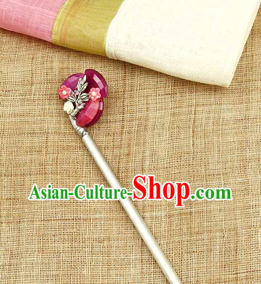 Korean Traditional Dress Decorative Accessory Hairpin