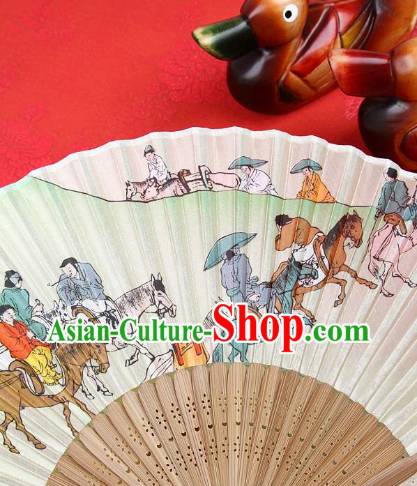 Korean Traditional Handmade Fan