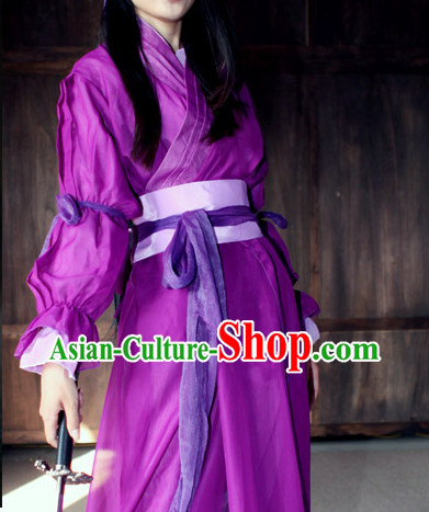 Chinese hanfu ancient costumes cosplay princess empress clothing outfit