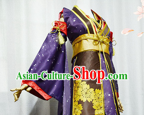 Chinese Costumes Traditional Clothing China Shop Asian Warrior Cosplay Costumes