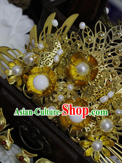 Chinese Classical Princess Phoenix Hair Accessories