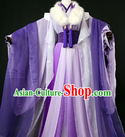 Chinese Royal Cosplay Hanfu Cosplay Halloween Costumes Carnival Costumes for Men or Women