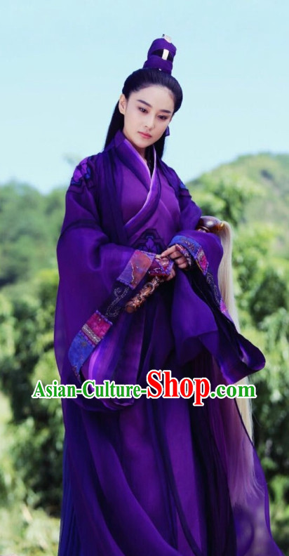 Chinese Costumes Asia fashion China Civilization Traditional Taoist Nun Clothing