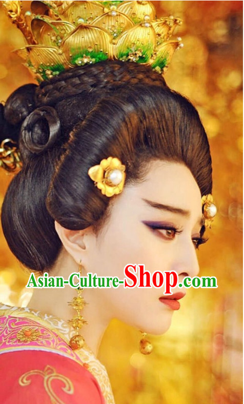 Chinese Traditional Style Female Emperor Crown