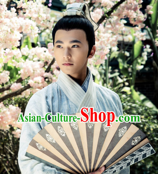 Chinese Traditional Style Male Hair Jewelry