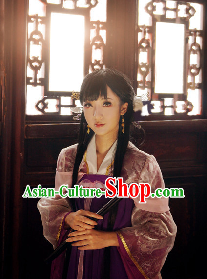 Asia Fashion Princess Cosplay Costumes Complete Set for Women