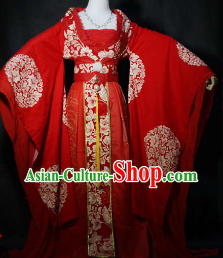 Chinese Costume Asian Fashion China Civilization Phoenix Wedding Dress Traditional Clothing