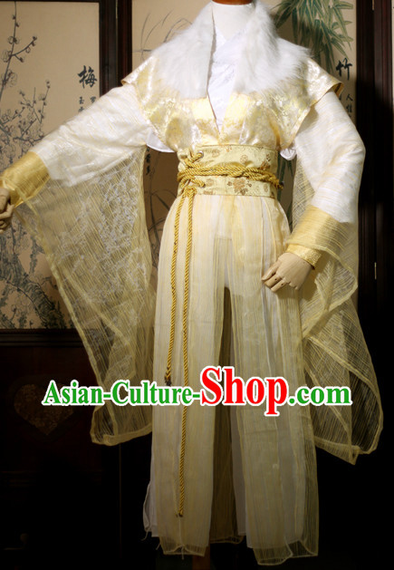 Chinese Costume Asian Fashion China Civilization Swordman Costume Traditional Clothing