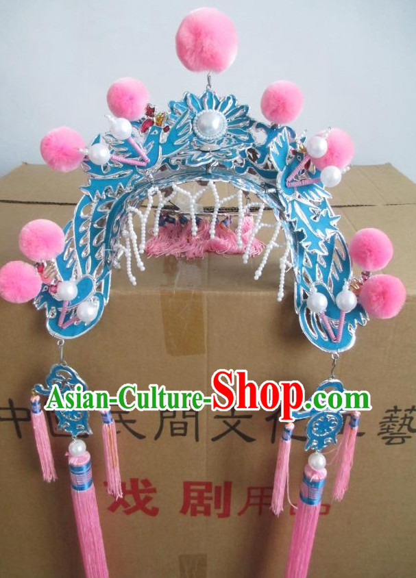 Chinese Traditional Opera Superhero Hat