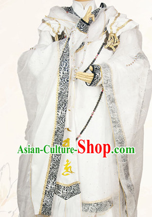 Asian Chinese Fashion Men Halloween Costumes Cosplay Costumes Plus Size Cosplay Costumes