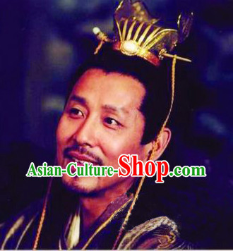 Chinese Ancient Emperor Hat