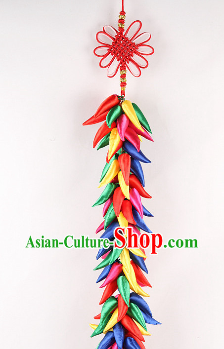 Korean Traditional Decorative Hangings