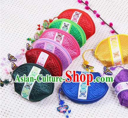 Korean Traditional Clothes Accessory Handbag