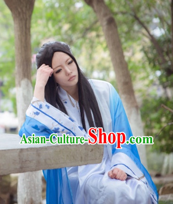 Chinese Hanfu Costumes Asia Fashion Ancient China Culture