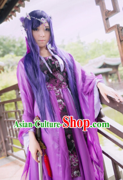 Chinese Traditional Costumes Asia Fashion Ancient China Culture