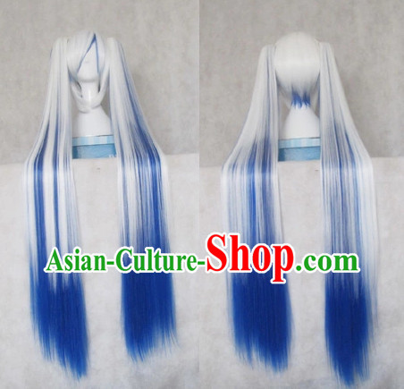 Traditional Chinese Cosplay Long Wig Chinese Ancient Costume Wigs online