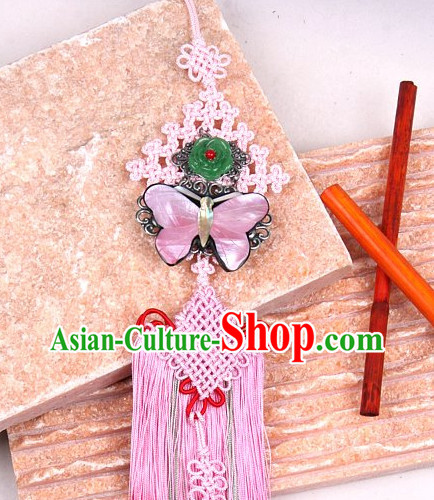 Korean Traditional Butterfly Dresses Accessories