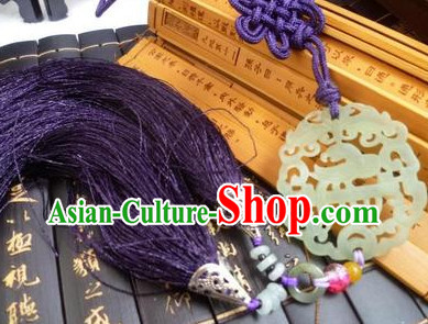 Chinese Traditional Hanfu Accessory Belt Decorations