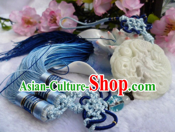 Chinese Traditional Dresses Body Accessories Belt Hanging Decoration