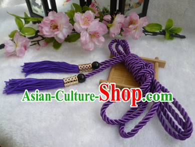 Chinese Traditional Long Suit Belt