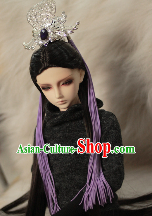 Chinese Traditional Prince Costumes Hair Decorations