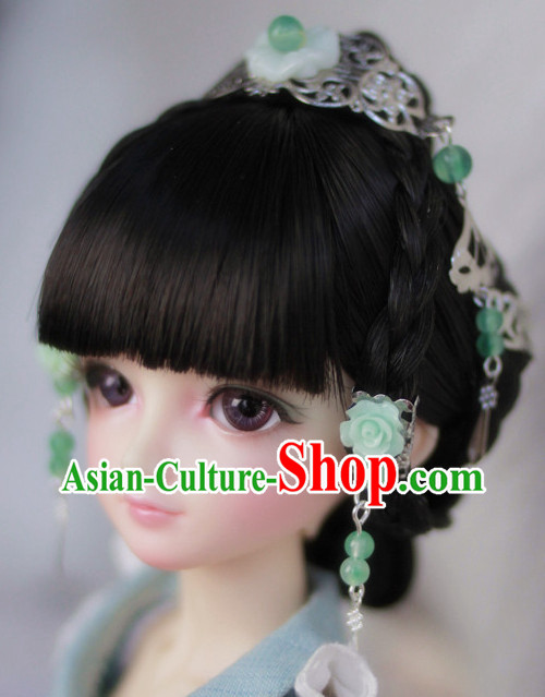 Traditional Chinese Female Hair Accessories Headbands