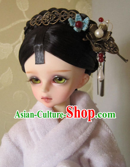 Traditional Chinese Princess Hair Accessories Headbands