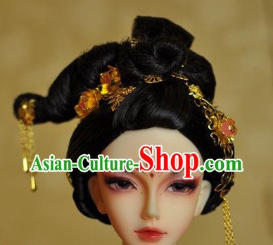 Traditional Chinese Princess Hairpieces for Women