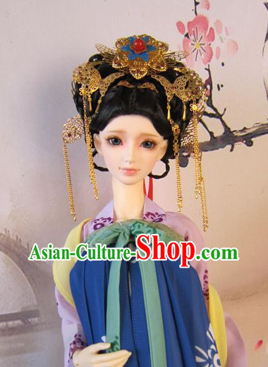 Chinese Empress Hair Fascinators Hairpieces Hair Accessories