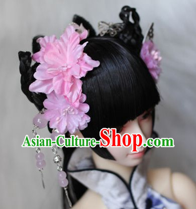Asia Fashion Chinese Princess Hair Accessories Headbands Hair Jewelry