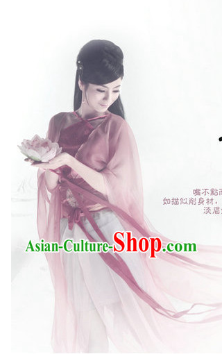 China Fashion Wholesale Costumes Mandarin Dress Complete Set