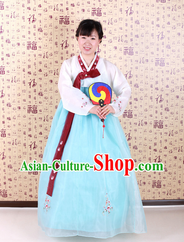 Korean Professional Stage Performance Dancing Costumes for Women