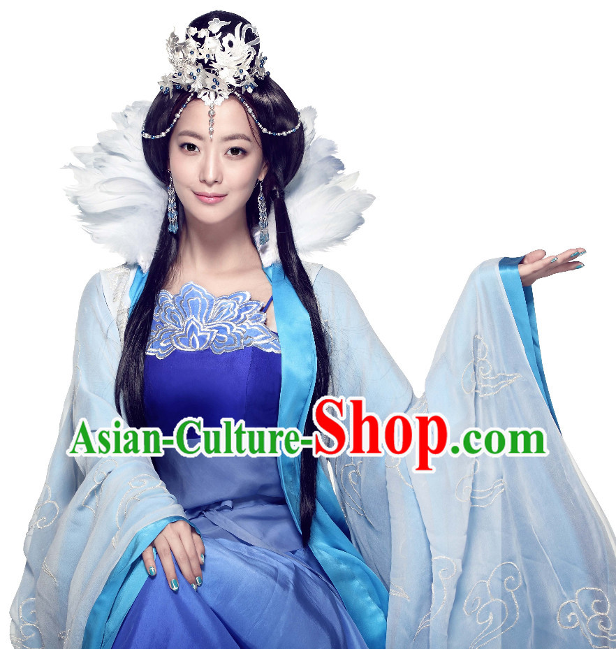 Chinese Ancient Princess Hair Accessories for Ladies