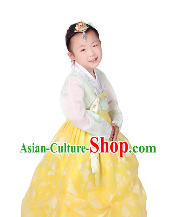 South Korean Traditional Dress Dancing Costumes Dance Costume headwear