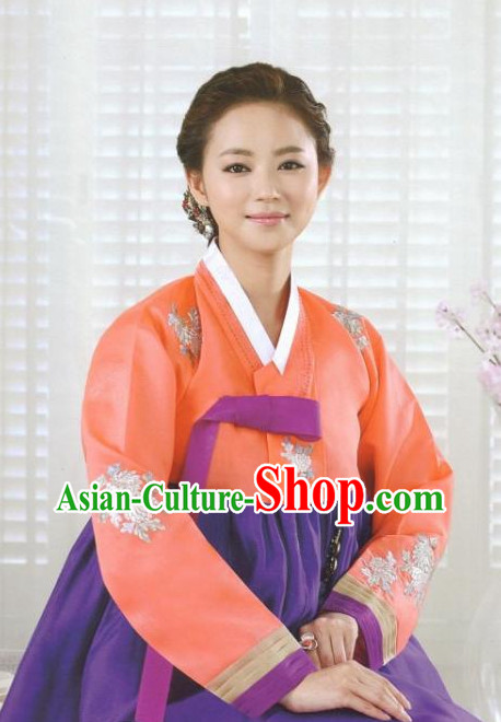 Korean Mother Hanbok Fashion online Apparel Hanbok Costumes Dresses