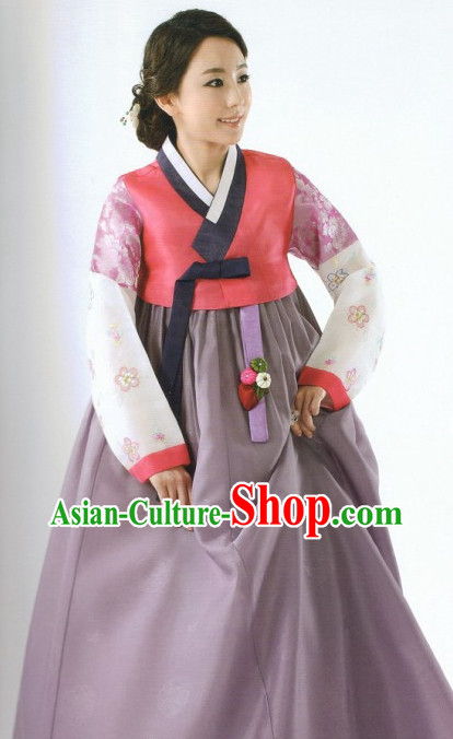 Korean Women Hanbok Fashion online Apparel Hanbok Costumes Dresses