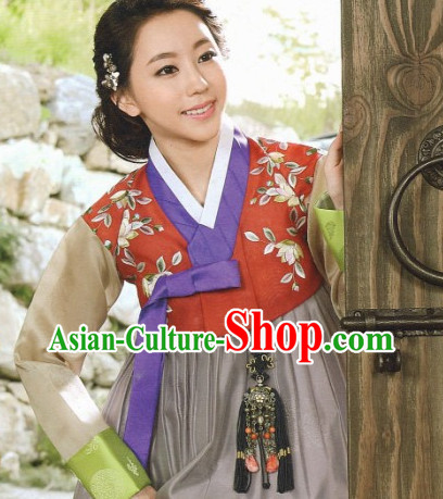 Korean Women Fashion online Apparel Hanbok Costumes Clothes