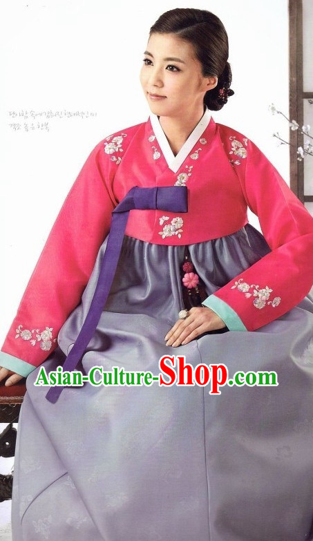 Korean Traditional Clothes Hanbok Dress online Shopping Free Delivery Worldwide for Women