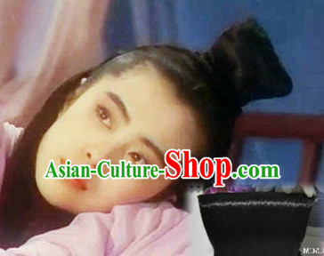 Chinese Traditional Fairy Black Hair Extensions