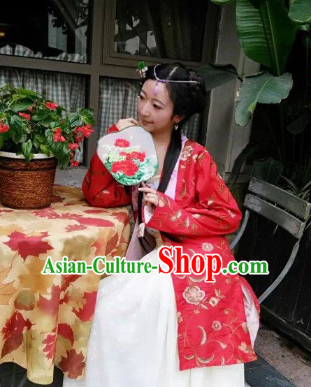Chinese Traditional Clothing Chinese Ancient Wife Outfit Free Delivery Worldwide