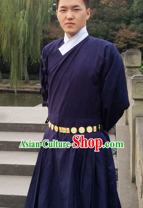 Traditional Chinese Hanzhuang for Men Free Delivery Worldwide