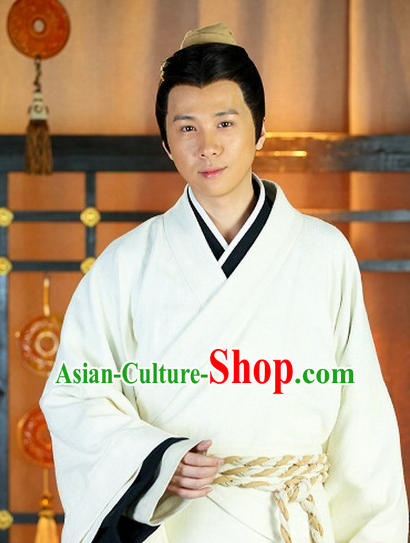 Chinese Traditional National Costume for Men