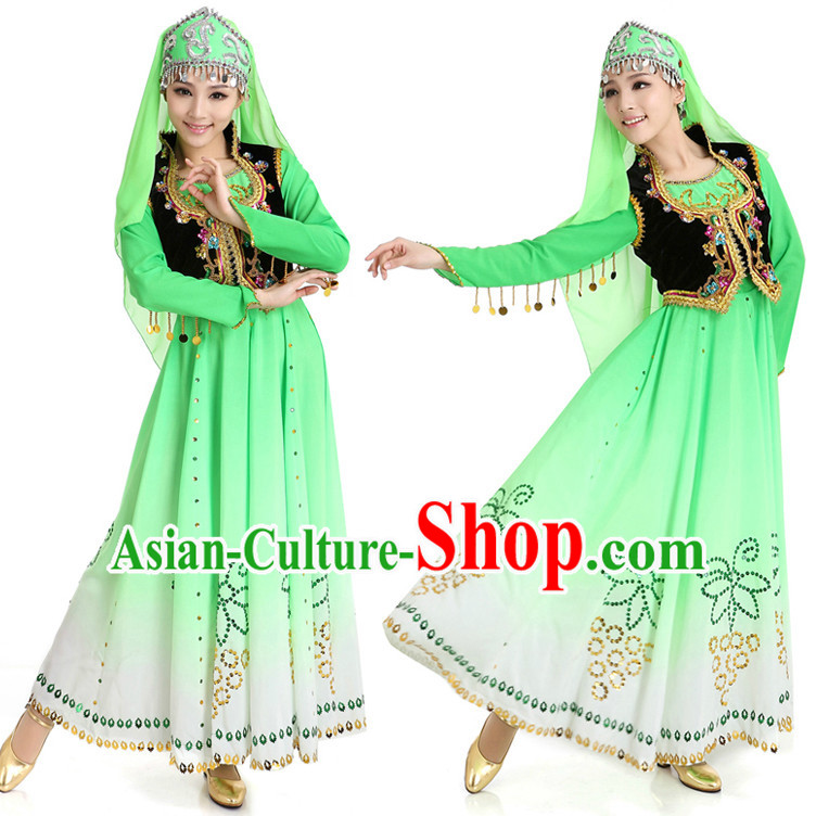 Discount Dance Costumes & Picture Of 3 Colors Pyrographic
