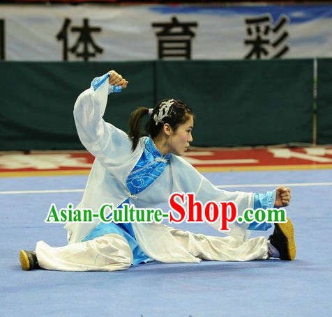 Top Tai Chi Yoga Clothing Yoga Wear Yang Tai Chi Quan Kung Fu Uniforms for Women