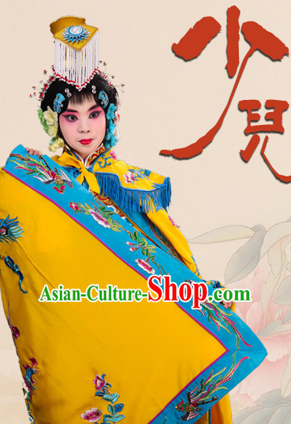 Chinese Beijing Opera Peking Opera Costumes Chinese Traditional Clothing Buy Costumes Empress Costumes and Headwear for Kids