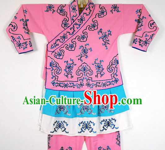 Chinese Beijing Opera Wu Sheng Costumes for Men
