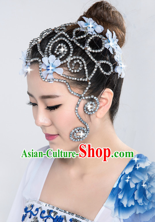 Chinese Classical Dancing Hair Accessories for Women