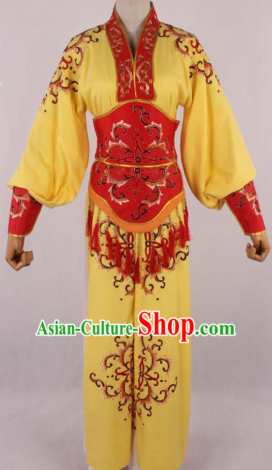 Chinese Culture Chinese Opera Costumes Chinese Traditions Chinese Cantonese Opera Beijing Opera Costumes Wu Tan Costumes Complete Set