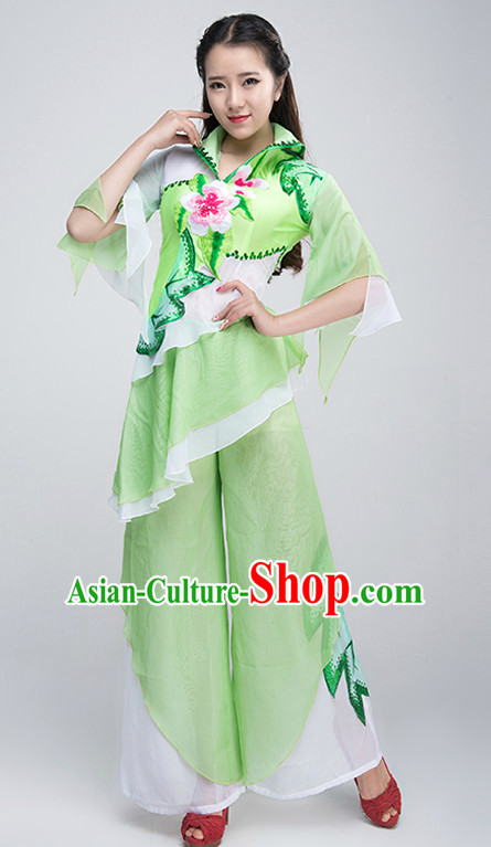 Chinese Classical Competition Dance Costumes for Women