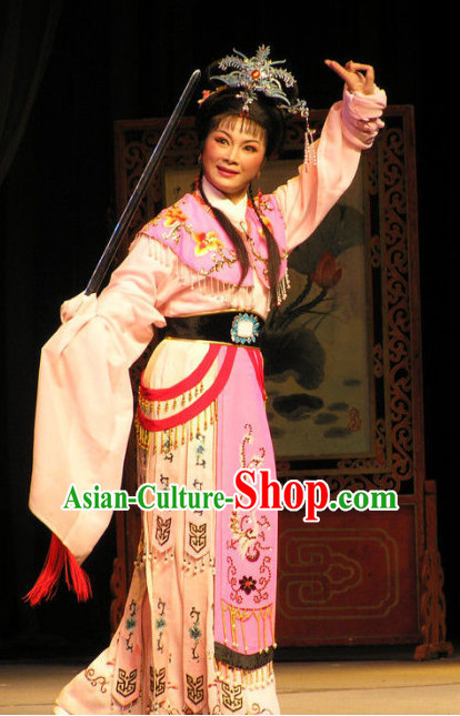 Chinese Culture Chinese Opera Costumes Chinese Cantonese Opera Beijing Opera Costumes Heroine Costumes